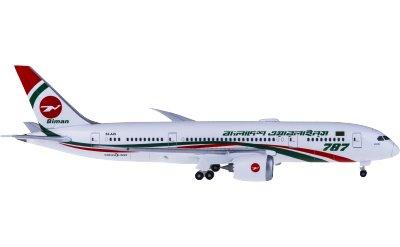Biman 孟加拉航空 Boeing 787-8 Dreamliner S2-AJS