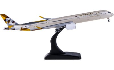 Phoenix 1:400 Etihad Airways 阿提哈德航空 Airbus A350-1000 A6-XWB