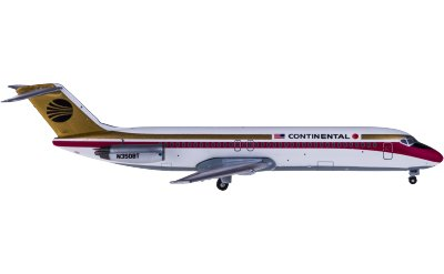 Continental Airlines 美国大陆航空 McDonnell Douglas DC-9-32 N3508T
