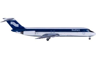 AeroClassics 1:400 Republic Airlines McDonnell Douglas DC-9-32 N90S