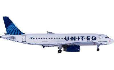 United Airlines 美国联合航空 Airbus A320 N1913U