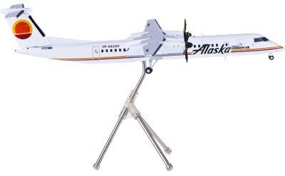 Alaska Airlines 阿拉斯加航空 Bombardier Dash 8 Q400 N421QX