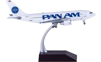 Geminijets 1:200 Pan Am 泛美航空 Airbus A310-300 N823PA