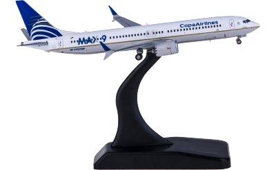 Copa Boeing 737 MAX 9 HP-9901CMP