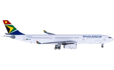 South African Airways 南非航空 Airbus A330-300 ZS-SXM