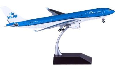 KLM 荷兰皇家航空 Airbus A330-200 PH-AOM