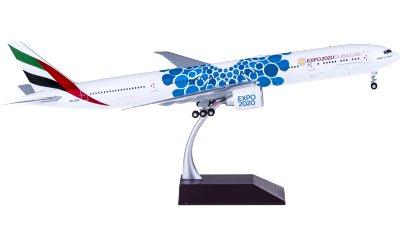 Geminijets 1:200 Emirates 阿联酋航空 Boeing 777-300ER A6-EPK