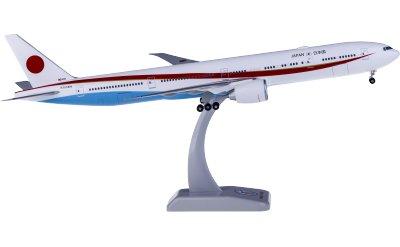 JASDF 日本航空自卫队 Boeing 777-300ER 80-1111 日本政府专机