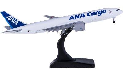 ANA 全日空 Boeing 777-200F JA771F 货机 襟翼打开