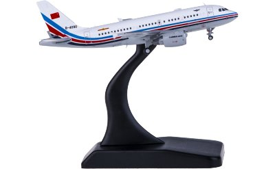 JC Wings 1:400 PLAAF 中国空军 Airbus A319 B-4090