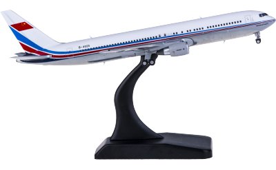 JC Wings 1:400 PLAAF 中国空军 Boeing 767-300ER B-4025