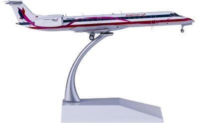 American Airlines 美国航空 Embraer ERJ-145LR N691AE