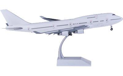 Boeing 747-400 空白机 GE发动机 襟翼打开