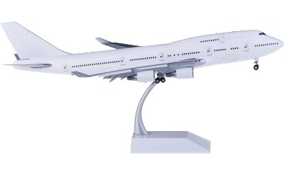 Boeing 747-400 空白机 PW发动机 襟翼打开