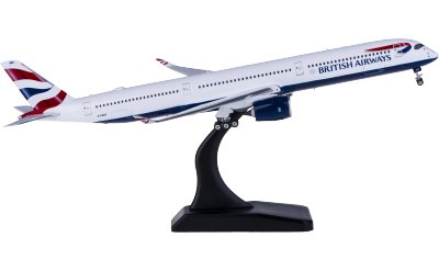 Phoenix 1:400 British Airways 英国航空 Airbus A350-1000 G-XWBB