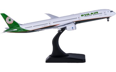 Phoenix 1:400 EVA Air 长荣航空 Boeing 787-10 B-17801