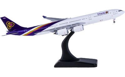 Phoenix 1:400 Thai Airways 泰国国际航空 Airbus A340-500 HS-TLA