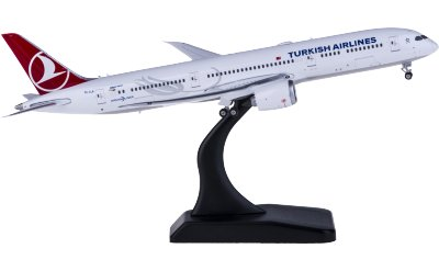 Phoenix 1:400 Turkish Airlines 土耳其航空 Boeing 787-9 TC-LLA