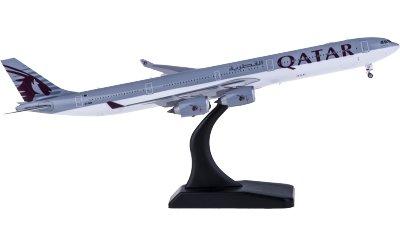 Phoenix 1:400 Qatar 卡塔尔航空 Airbus A340-600 A7-AGD