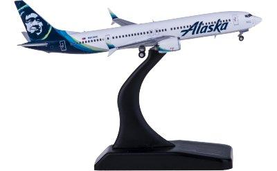 Alaska Airlines 阿拉斯加航空 Boeing 737 MAX 9 N913AK