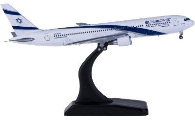 El Al 以色列航空 Boeing 767-300ER 4X-EAJ