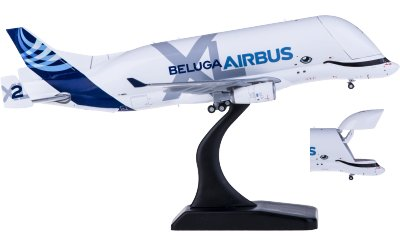 JC Wings 1:400 Airbus A330-700L Beluga XL F-WBXS 超级大白鲸2号