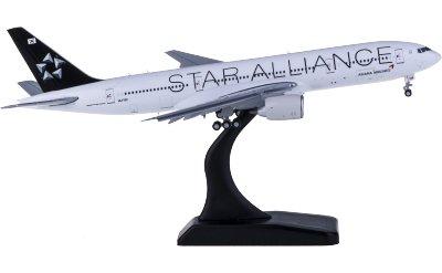 Asiana 韩亚航空 Boeing 777-200ER HL7732 星空联盟 襟翼打开