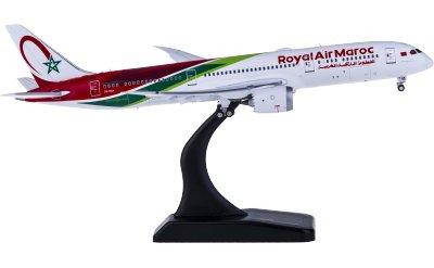 Royal Air Maroc 摩洛哥皇家航空 Boeing 787-9 CN-RAM 襟翼打开