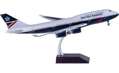 British Airways 英国航空 Boeing 747-400 G-BNLY