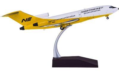 Northeast Airlines 东北航空 Boeing 727-100 N1632