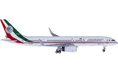Mexican Air Force 墨西哥空军 Boeing 757-200 TP-01 墨西哥政府专机