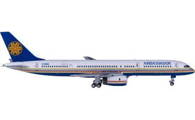 Ambassador Airways Boeing 757-200 G-BUDX