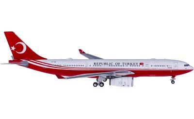 Airbus A330-200 TC-TUR 土耳其政府专机