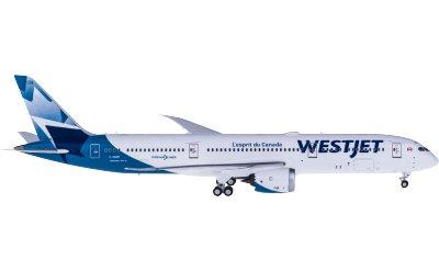 WestJet 西捷航空 Boeing 787-9 C-GURP