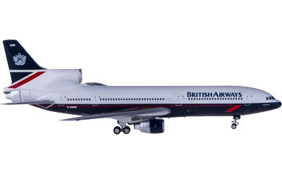 British Airways 英国航空 Lockheed L-1011-500 G-BGBB