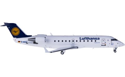 Lufthansa 汉莎航空 Bombardier CRJ100LR D-ACLT
