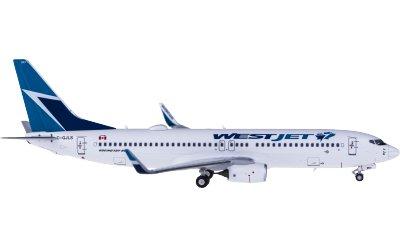 WestJet 西捷航空 Boeing 737-800 C-GJLS