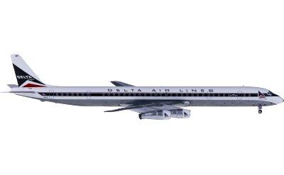Delta Air Lines 达美航空 Douglas DC-8-61 N822E