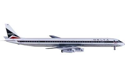 Delta Air Lines 达美航空 Douglas DC-8-61 N1300L