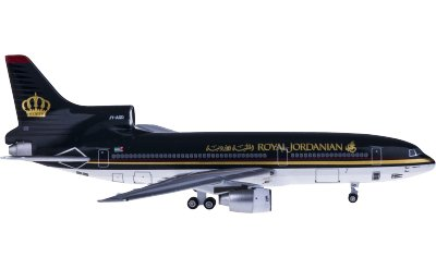 Royal Jordanian Airlines 皇家约旦航空 Lockheed L-1011-500 Tristar JY-AGD