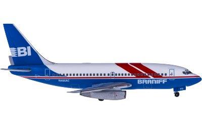 Braniff 布兰尼夫国际航空 Boeing 737-200 N465AC