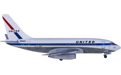 United Airlines 美国联合航空 Boeing 737-200 N9001U