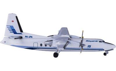 Sempati Air Fokker F-27 PK-JFK
