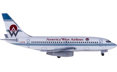 America West Airlines 美国西部航空 Boeing 737-200 C-GAPW
