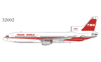 TWA 环球航空 Lockheed L-1011-200 N1003