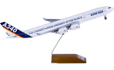 Airbus A340-500 F-WWTE