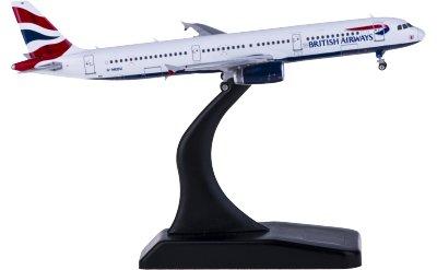 British Airways 英国航空 Airbus A321 G-MEDU