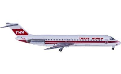 TWA 环球航空 McDonnell Douglas DC-9-32 N928L