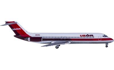 US Airways 全美航空 McDonnell Douglas DC-9-32 N933VJ
