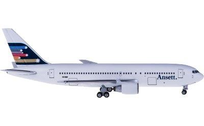 Ansett 澳洲安捷航空 Boeing 767-200 VH-RMF